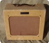Fender Deluxe Tweed 1951 Tweed