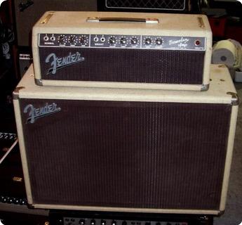 Fender Tremolux 1962 White Blonde
