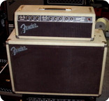 Fender Tremolux 1962 White Blonde