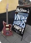 Fender Jazzmaster 1962 Burgundy Mist
