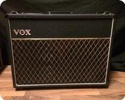 Vox AC 30 1966 Black