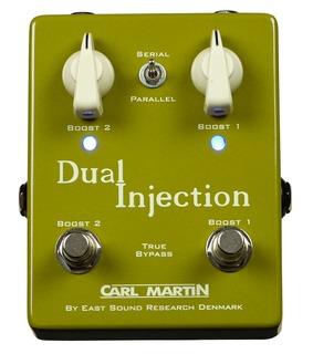 Carl Martin Dual Injection 2014