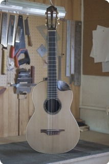 Luis Guerrero Guitars Hybrid Series 2014 Satin
