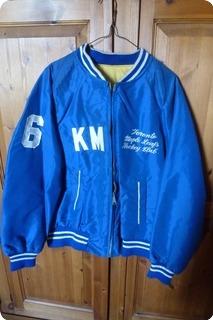 The Who Keith Moon Jacket Toronto Maple Leafs 1976 Blue