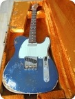 Fender CustomShop 61 Heavy Relic 2010 Lake Placid Blue