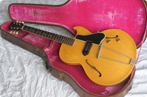 Gibson Es 225 Tn 1957 Natural