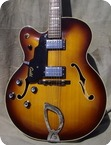 Guild X175 SB LH Lefty 1978 Sunburst