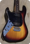 Music Man Sabre I Lefty 1978 Sunburst