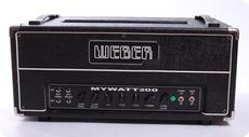 Weber Mywatt 200 2000 Black