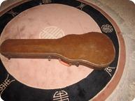 GibsonLifton Brown Les Paul Case 1957 BrownPink