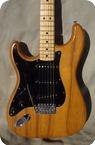 Fender Stratocaster Lefty 1978 Natural Blond
