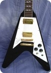 Gibson Flying V J.Hendrix Limit Edition 1991 Black