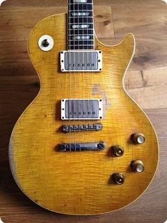 Gibson Les Paul Standard   Gary Moore/peter Green 1959 Sunburst