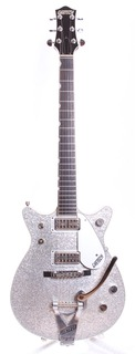 Gretsch Duo Jet Silver Sparkle Double Cutaway 2001 Silver Sparkle