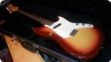Fender Musicmaster 1963 Sunburst