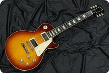 Gibson Historic Collection 1960Les Paul Standard Reissue 2013 Sunburst