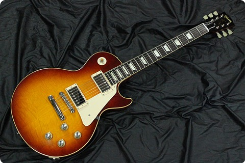 Gibson Historic Collection 1960les Paul Standard Reissue  2013 Sunburst