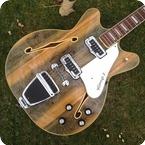 Fender Coronado II Wildwood 1969 Wildwood