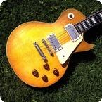 Gibson Les Paul Standard 1959 Lemon Drop
