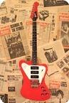 Gibson FIREBIRD III 1965 Ember Red