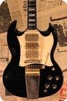 Gibson SG Custom Made Black 1969 Black