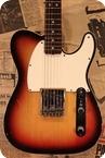 Fender Custom Esquire 1967 Sunburst