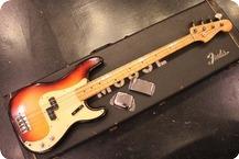 Fender Precision Bass 1958 Sunburst
