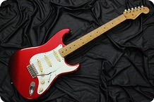Fender Japan Stratocaster 1990 Candy Apple Red
