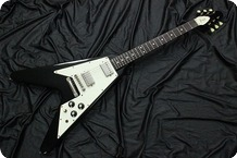 Greco Flying V 1981 Black