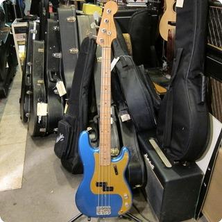 Fender Precision Bass 1958 Pelham Blue