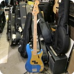 Fender Precision Bass 1958 Pelham Blue