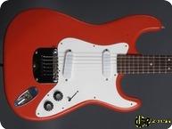 Framus Strato 1976 Red