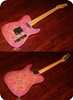Fender Paisley Telecaster 1968