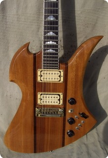 Drums For Sale >> B.c.rich BC Rich MOCKINGBIRD SUPREME USA Handcrafted 1981 ...