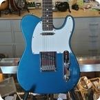 Fender Telecaster Teal Green