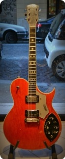 Gretsch Super Axe 1976 Reddish Amber