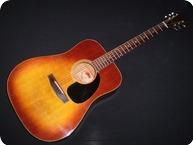 Gibson J45 1975 Sunburst