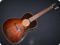 Gibson L00 Banner Logo 1942 Sunburst