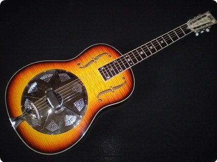 National Estralita Deluxe 2012 Sunburst