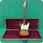 Fender Telecaster 62 Custom 1996 Two tone Sunburst