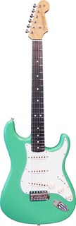 Fender Custom Shop 1963 Stratocaster Dealer Select 2015 Sea Foam Green