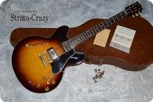 Gibson ES 335 TD 1959 Sunburst