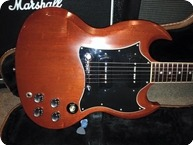 Gibson Pete Townsend Limited Edition Signature SG 2001 Faded Cherry
