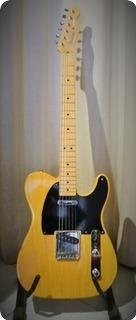 Fender Telecaster Reissue 52 2000 Butterscotch
