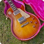Gibson Les Paul Standard 1960 Cherry Sunburst