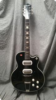 Silvertone Silvertone 1966 Black
