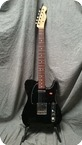 Fender Telecaster Custom Shop 63 2001 Black