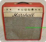 Marshall Mercury 2060 1970 Red Tolex