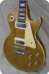 Gibson Les Paul Deluxe Gold Top 1971 Gold Top