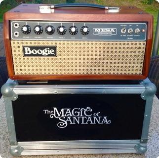 Mesa Boogie Mk I Ltd Santana Wood 1990 Wood Line